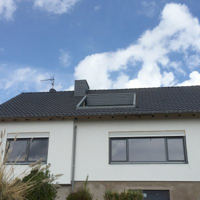 Energetische Dachsanierung und Erstellen einer Loggia